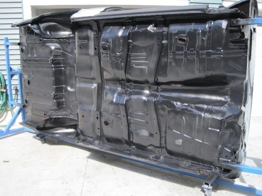 69 Chevelle Pro-Touring