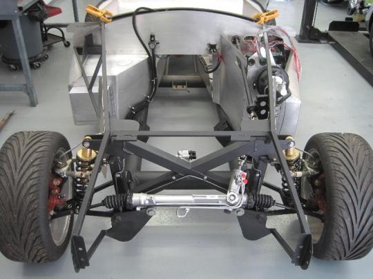FFR Cobra chassis