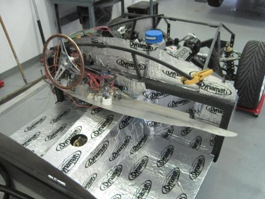 FFR Cobra interior